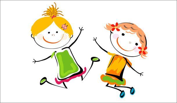 cartoon_kids_playing