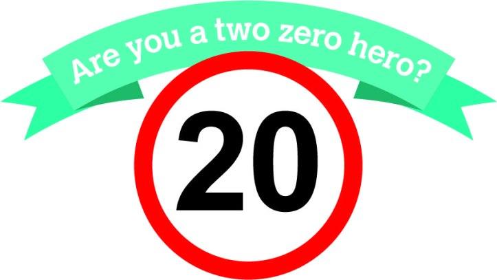 Are you a two zero hero