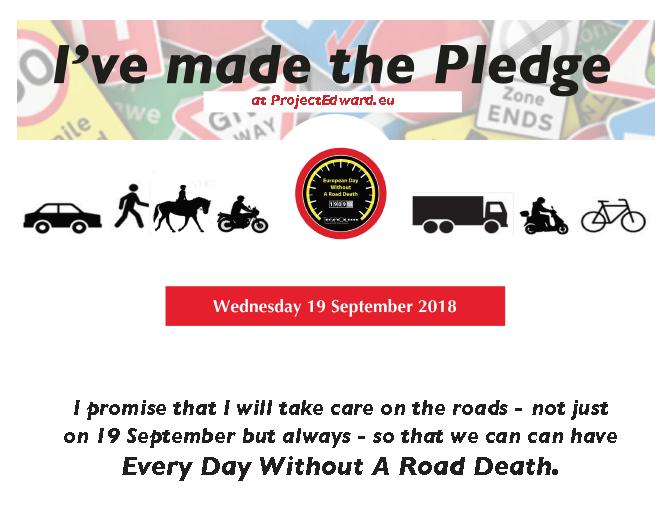 Make you pledge